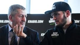 UFC 254: Tanda-tanda Khabib Pensiun