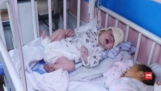 VIDEO: RS Bersalin Kabul Diserang, Puluhan Bayi Dievakuasi