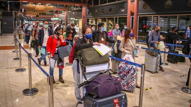 Jelang Lebaran, Mayoritas Penumpang di Soetta Diklaim Dinas