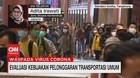 VIDEO: Evaluasi Kebijakan Pelonggaran Transportasi Umum