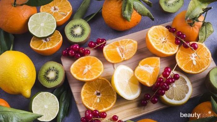 7 Makanan Mengandung Vitamin C Tinggi Bagus untuk Kulit