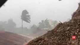 VIDEO: Topan Vongfong Melanda Filipina di Tengah Pandemi