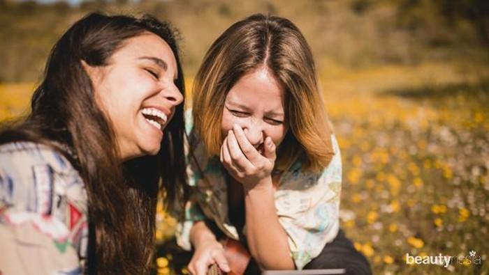 Jangan Ditahan, Ini Manfaat Tertawa untuk Kesehatan