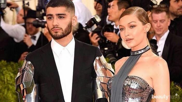 8 Momen Kemesraan Gigi Hadid dan Zayn Malik