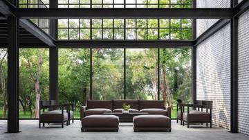 7 Keuntungan Pakai Material Kaca Untuk Desain Rumah Minimalis Modern