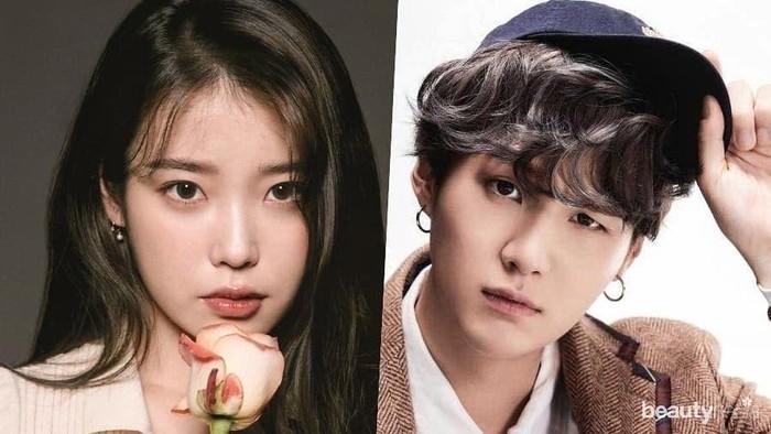 Comeback Bulan Mei, IU Ajak Suga BTS untuk Berkolaborasi!