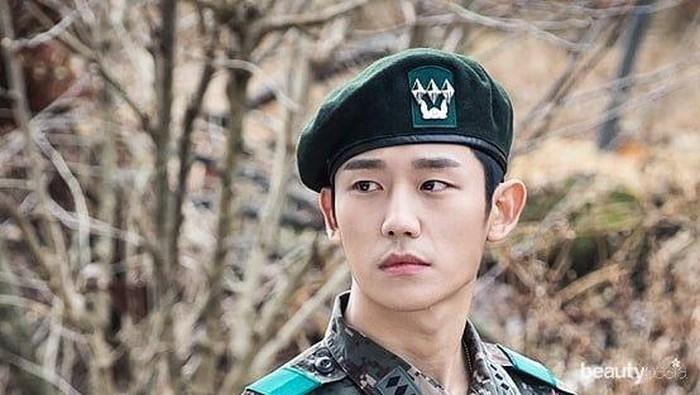 Sebelum Menjadi Terkenal, Aktor Korea Ini Sudah Jalankan Wajib Militer