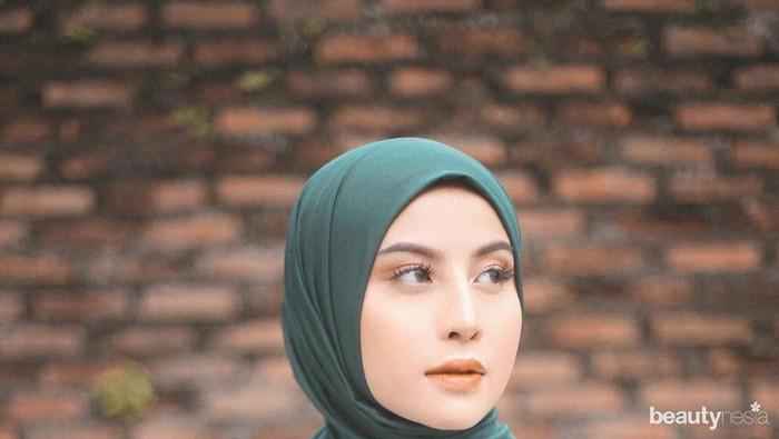 4 Tutorial Hijab Pashmina ala Awkarin di #30DaysHijabLook