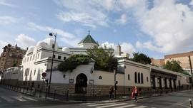 Masjid di Paris yang Selamatkan Yahudi dari Kejamnya Nazi