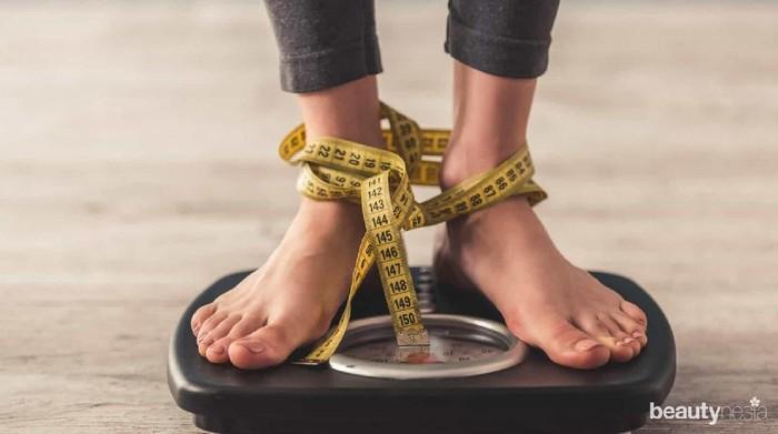 Berat Badan Stuck Saat Diet? Berikut 4 Cara Mengatasinya!