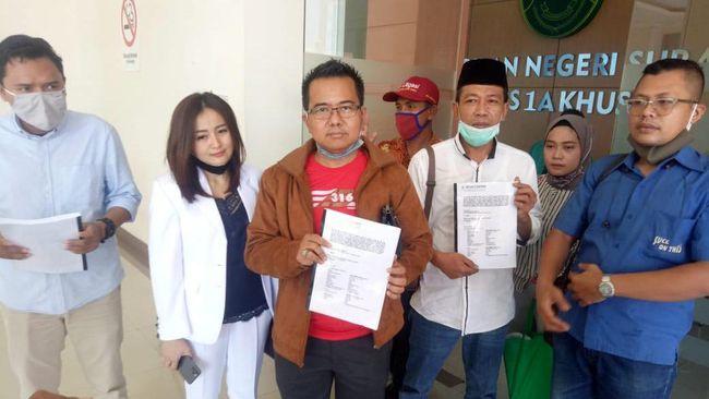 penjual kopi di Surabaya, Kusnan Hadi, melakukan gugatan uji materi Peraturan Presiden Nomor 64 Tahun 2020 tentang Perubahan Kedua Atas Perpres 82/2018 tentang Jaminan Kesehatan. (Istimewa)