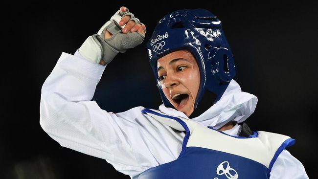 Hedaya Malak memiliki tekad mengubah pandangan banyak orang soal hijab dan Islam lewat prestasinya di cabang olahraga taekwondo.