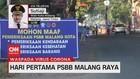 VIDEO: Suasana Hari Pertama PSBB Malang Raya