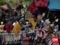 DPRD DKI Minta Satpol PP Bubarkan PKL Tanah Abang