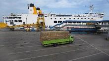 Mudik Dilarang, Pelabuhan Merak Hanya Operasikan Dua Dermaga