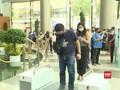 VIDEO: Lockdown Dilonggarkan, Warga Thailand Antre Masuk Mall