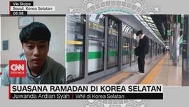 VIDEO: Suasana Ramadan di Korea Selatan