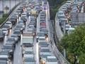 Daftar Tol Uji Coba Truk Angkut Rel Kereta Cepat Hari Ini