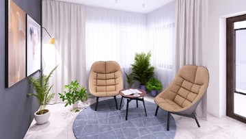 5 Ide Memaksimalkan Ruang Tamu Sempit Di Rumah Minimalis Lebih Cozy