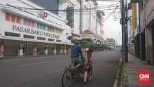 Kota Bandung Perpanjang PSBB hingga 12 Juni