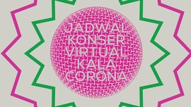 INFOGRAFIS: Jadwal Konser Virtual, 'New Normal' Kala Corona