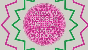 INFOGRAFIS: Jadwal Konser Virtual, 'New Normal' Kala Corona