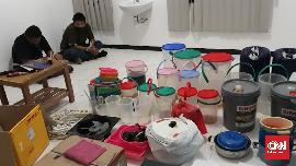 BNN Bongkar Pabrik Narkoba Semarang Libatkan Atlet Sepak Bola