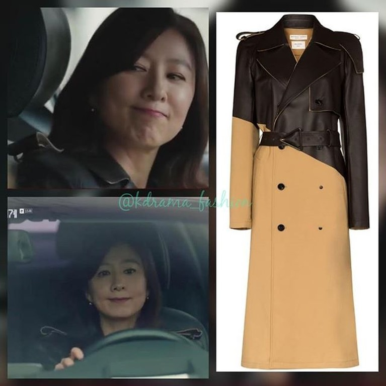 Kim Hee Ae / Ji Sun Woo di The World of The Married