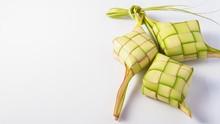 Sekilas Tradisi Makan Ketupat Lebaran Sejak Abad ke-15