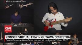 VIDEO: Konser Virtual Erwin Gutawa Ochestra