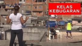 VIDEO: Menggelar Kelas Kebugaran Di Rooftop
