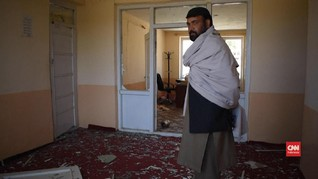 VIDEO: Taliban Serang Pos Intelijen, Tujuh Orang Tewas