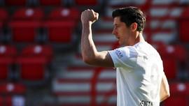 Robert Lewandowski, Mantan Tanpa Ampun di Dortmund vs Munchen