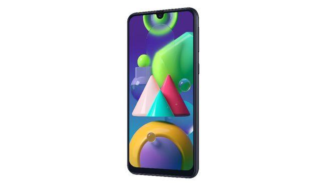 Samsung meluncurkan produk terbaru di lini seri Galaxy M. Samsung merilis Galaxy M21 yang mengandalkan baterai berkapasitas 6.000 mAh dan kamera utama 48 MP.