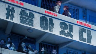 Box Office Korea Pekan Ini, #ALIVE