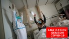 4.467 Pasien Covid-19 di Indonesia Sembuh