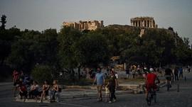 Yunani Kembali Buka Pintu Wisata di Acropolis