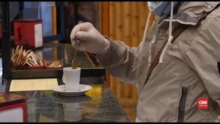 VIDEO: Menikmati Espresso Setelah Italia Longgarkan Lockdown