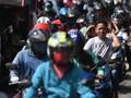 Polisi Catat 70 Ribu Pelanggaran Selama PSBB di Jakarta