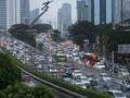 FOTO: Jakarta Kembali Macet dan Ilusi PSBB