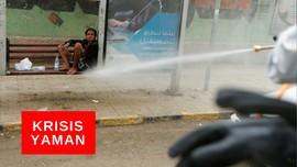 VIDEO : Sistem Kesehatan Buruk, Tenaga Medis Yaman Putus Asa