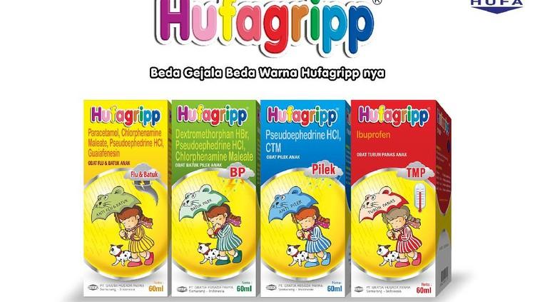 Obat anak Hufagrip
