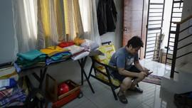 FOTO: Dilema Paramedis Positif Covid-19 di Filipina
