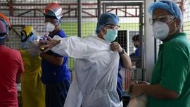 Virus Corona Mutasi dari Inggris Menyebar di Filipina