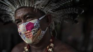 Nestapa Masyarakat Adat Brasil Dikepung Corona