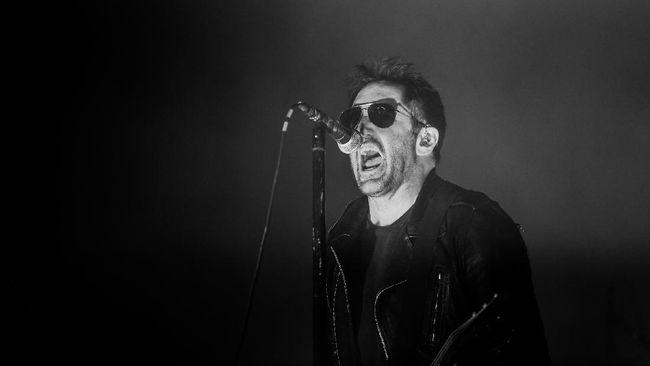 Musisi legendaris Amerika Serikat, Iggy Pop, menyambut Nine Inch Nails dalam Rock & Roll Hall of Fame dalam acara penganugerahan pada akhir pekan lalu.
