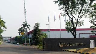 LG Tingkatkan Kapasitas Produksi di Tengah Pandemi