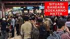 VIDEO: Situasi Bandara H-4 Lebaran