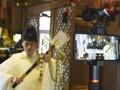 FOTO: 'Suci' Ritual Daring Kuil Shinto di Jepang saat Pandemi