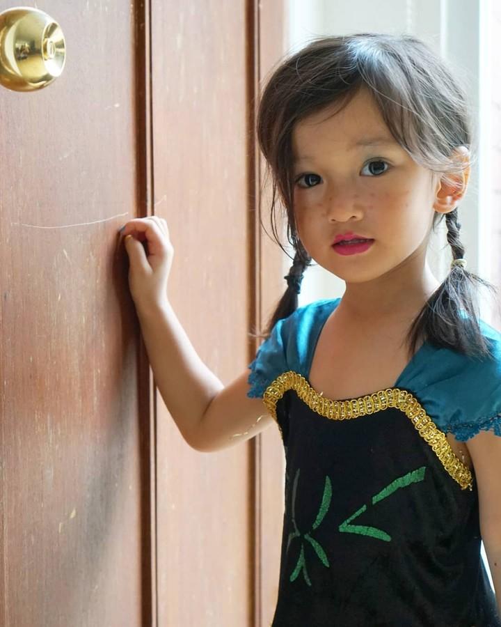 Salma anak Atiqah Hasiholan